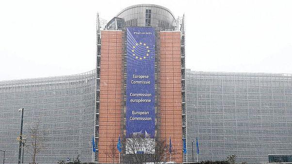 Az Európai Bizottság épülete