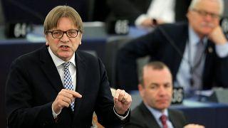 Raw Politics in full: EU criticism and MPs vote on Brexit future