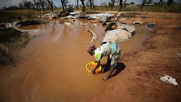 Novo ciclone ameaça Moçambique