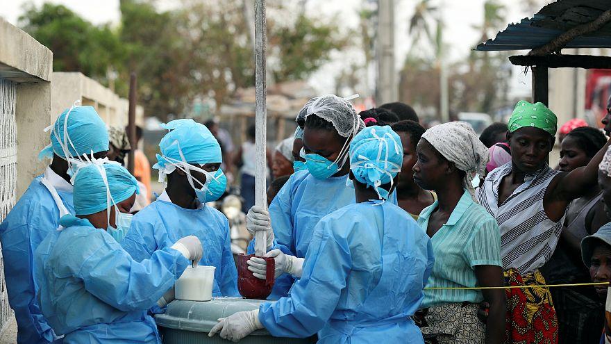 Moçambique: Confirmados cinco casos de cólera na Beira