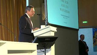 EZB-Chef Draghi zur Zinswende: Mit mir eher nicht
