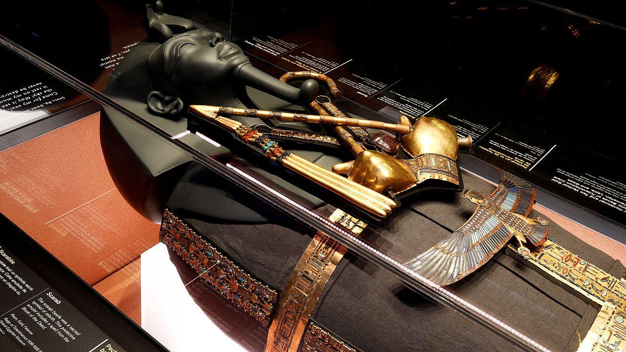 «Британский» Ван Гог и сокровища фараона