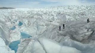Újra hízik Grönland ikonikus gleccsere
