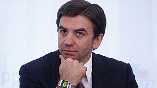 Арестован экс-министр Открытого правительства Михаил Абызов