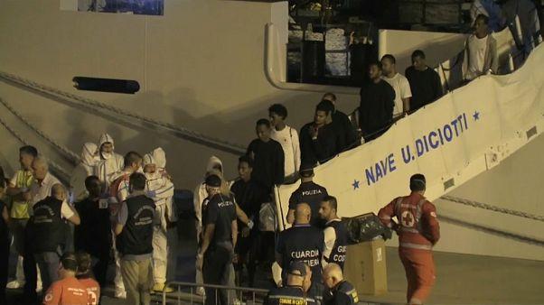 Operation Sophia: EU to scale back Mediterranean rescue mission
