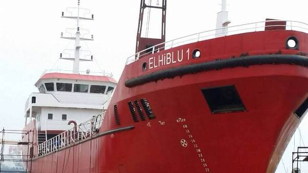 Akdeniz'de kurtardığı göçmenlerin kaçırdığı Türk bandıralı gemi Malta Ordusu tarafından kurtarıldı