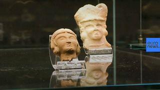 Video | Vom IS geplünderte Artefakte werden in neuem Museum im Irak ausgestellt