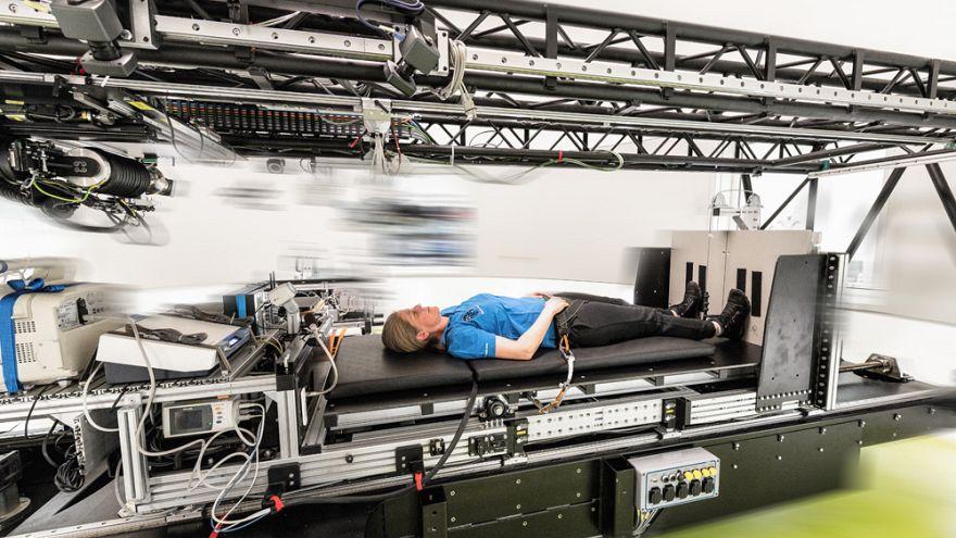 NASA 100 bin TL ücretle 2 ay boyunca yatacak gönüllüler arıyor