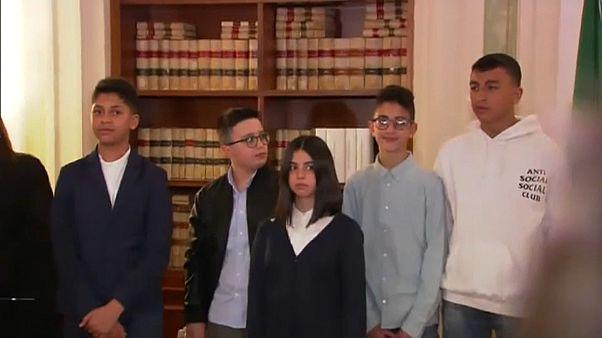 Итальянское гражданство для юных героев
