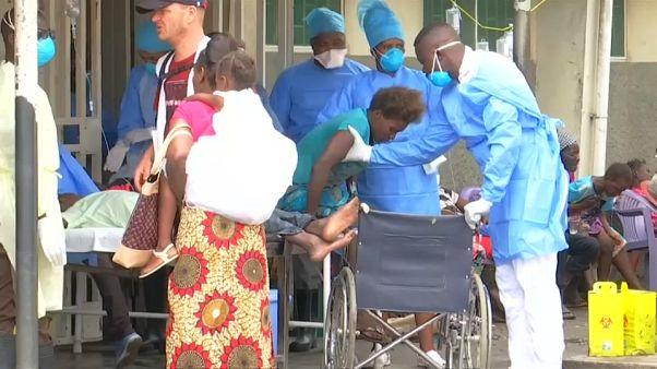 Erste Fälle von Cholera in Mosambik bestätigt