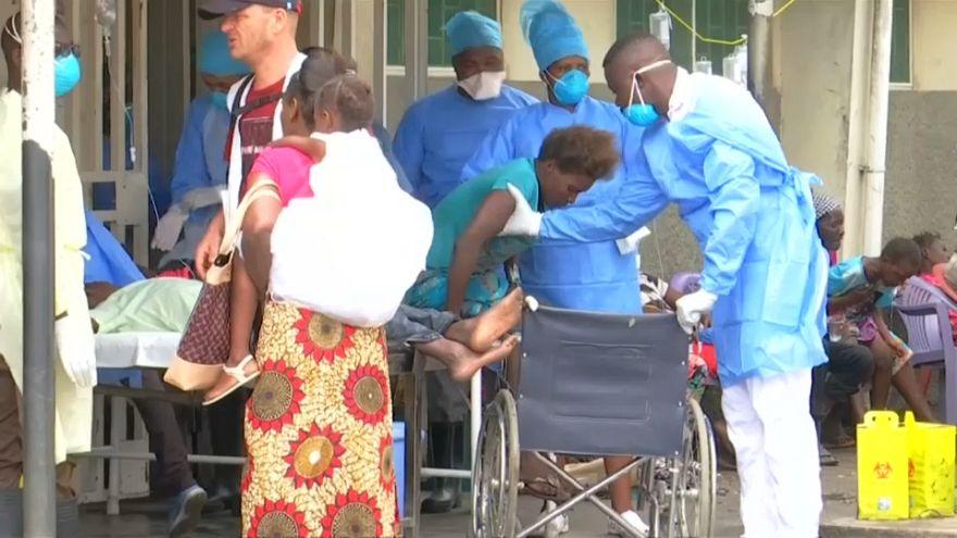 Después del ciclón llega el cólera