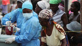 В Мозамбик пришла холера
