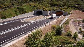 Греция повышает безопасность своих автотрасс
