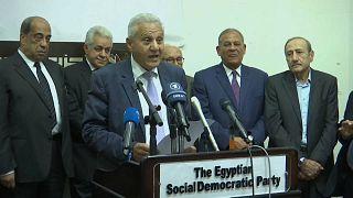مجدي عبد الحميد، المتحدث باسم الحركة المدنية الديمقراطية