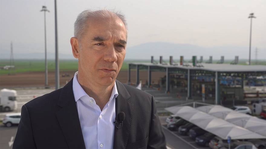 "Aegean Group CEO on Greece's Tempi Tunnels: ""This is an investment for the future"""
