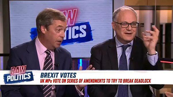 Raw Politics: MEPs debate EU leaders' critiques of Brexit solutions