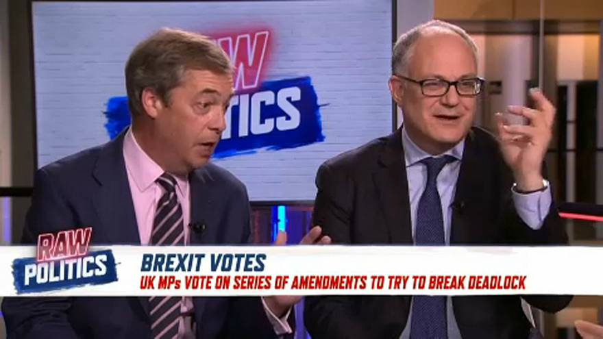 Raw Politics: MEPs debate EU leaders' critiques of Brexit solutions