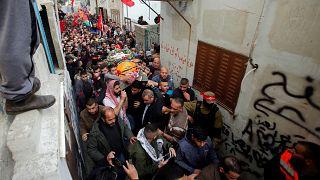 Un paramédico voluntario palestino de 17 años última víctima del conflicto con Israel