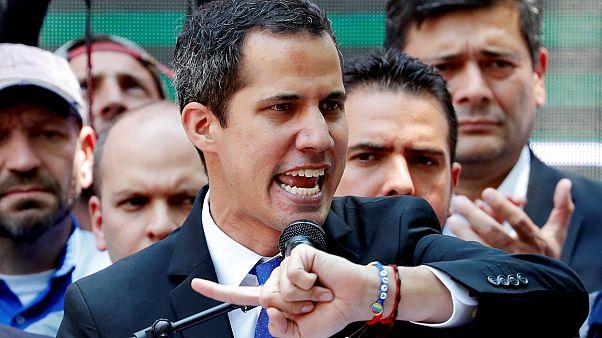 Coup bas au Venezuela : Guaido est démis de son poste de chef du Parlement