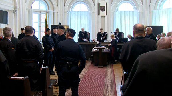 Condenado por un ataque contra los independentistas lituanos en 1991