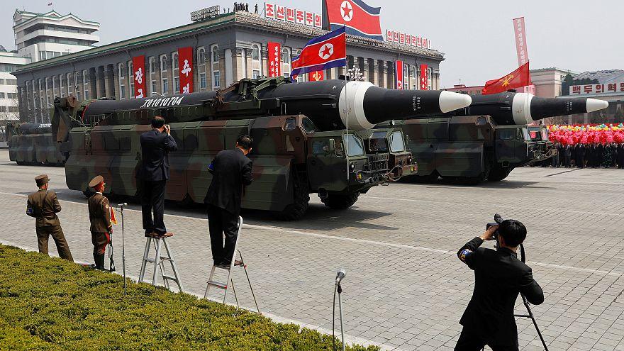 ABD: Kuzey Kore'nin füze faaliyetleri, nükleer silahlardan arınma taahhütlerine uygun değil