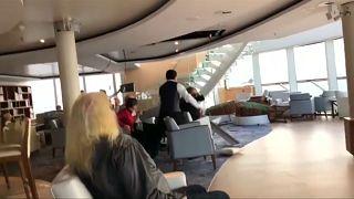 Norvège : 1300 personnes évacuées d'un navire de croisière de luxe en détresse