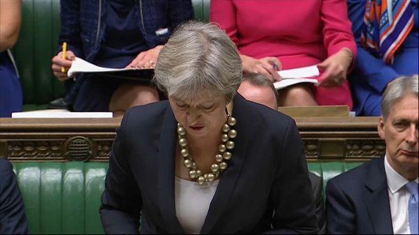 May ofrece su dimisión a cambio de la aprobación del Brexit
