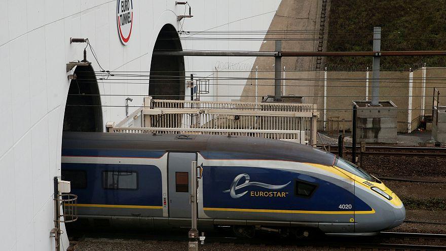 Le trafic eurostar est perturbé à Paris par une grève des douaniers