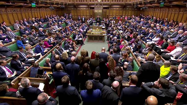 A brit parlament alsóháza