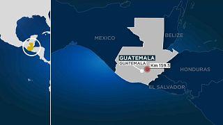18 muertos al arrollar un camión a una multitud en Guatemala