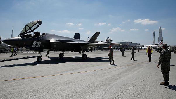 Στην Κύπρο τα F-35