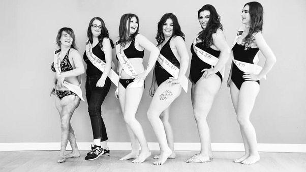 Британский конкурс красоты бросает вызов общепринятым канонам