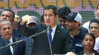 Las autoridades inhabilitan a Guaidó para cargos públicos por 15 años