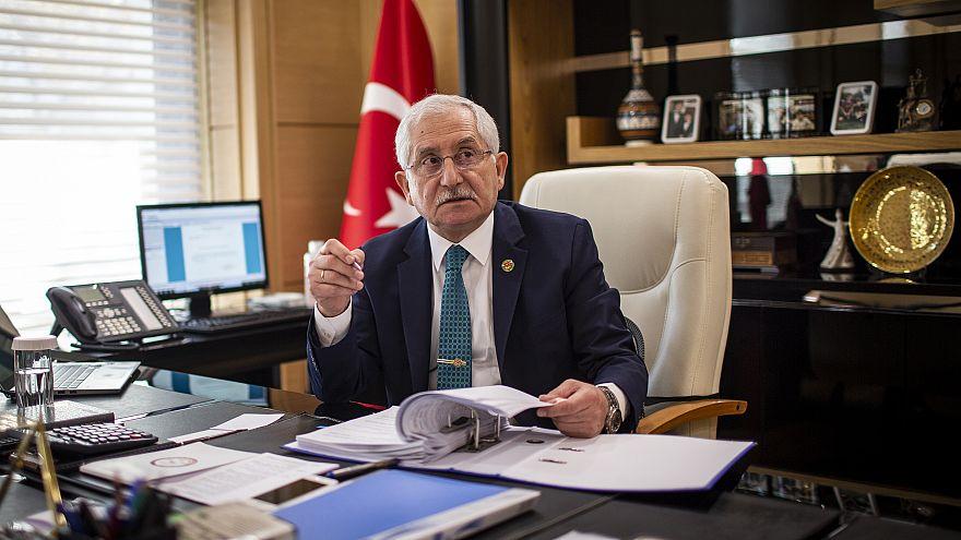 YSK Başkanı Güven: Seçim güvenliğiyle ilgili tüm önlemleri aldık