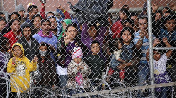 Crisis migratoria sin precedentes en la frontera sur de EEUU