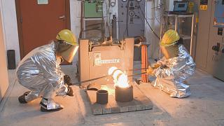 La fusion des métaux, piste prometteuse pour stocker de l'énergie?