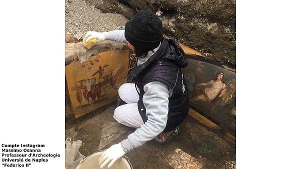 L'ancêtre du fast-food découvert sur le site archéologique de Pompéi