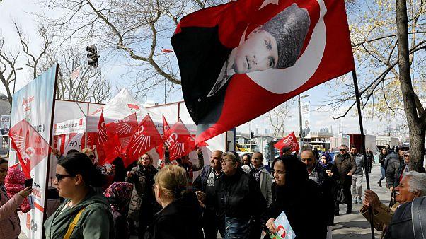 انتخابات شهرداریها در ترکیه؛ حزب حاکم ناامید از حفظ قدرت