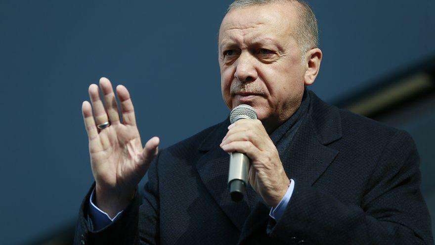 Erdoğan: Türkiye ekonomisinden ben sorumluyum