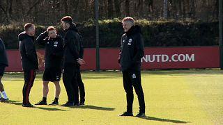 Manchester United: Solksjaer marad