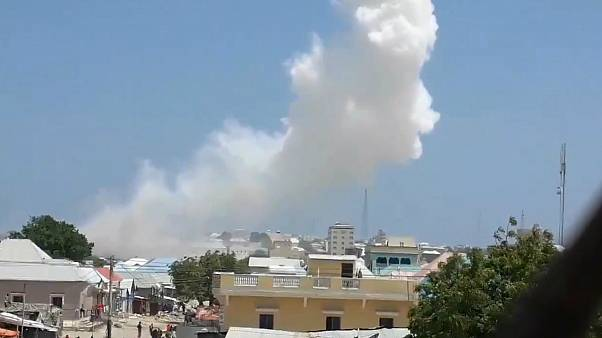 Car bomb kills 11 people in Mogadishu, say police