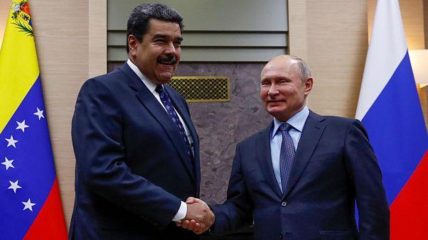 واکنش روسیه به درخواست ترامپ: نیروهای خود را از ونزوئلا خارج نمیکنیم