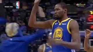 NBA: Los Warriors recuperan el liderato en solitario de la Conferencia Oeste