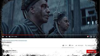 Скандальный клип: музыканты Rammstein в образе узников концлагеря