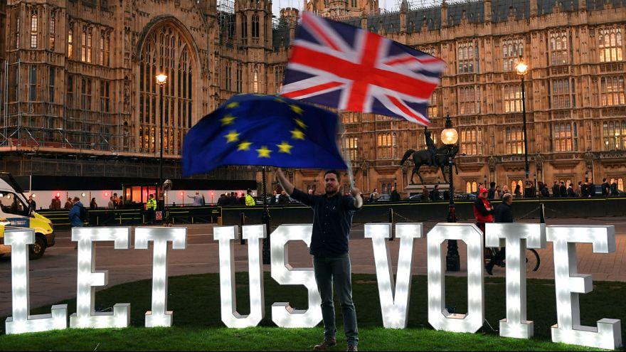 مخالفان برکسیت در بریتانیا