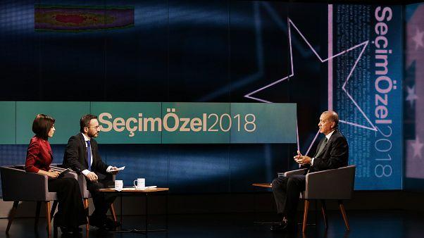 TRT'nin seçim öncesi Cumhur İttifakı'na ayırdığı süre, Millet İttifakı'na göre 9 kat arttı