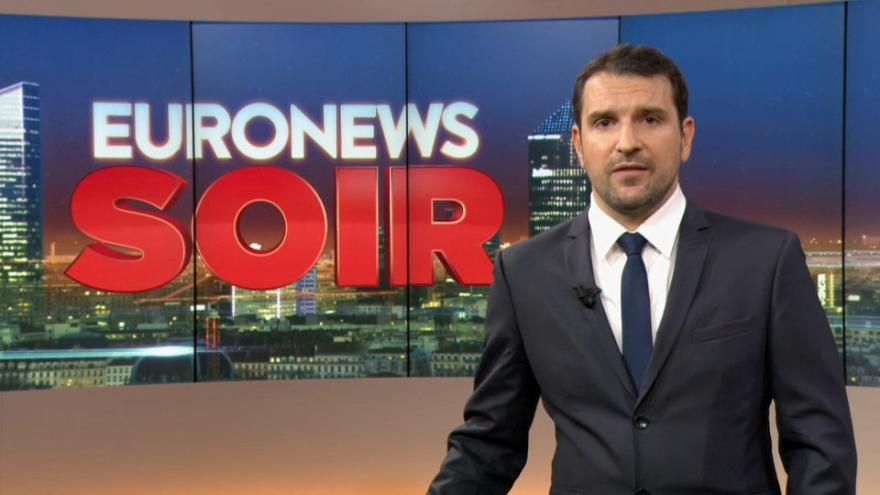 Euronews soir : l'actualité du 28 mars