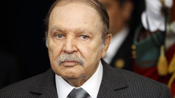 الرئيس الجزائري بوتفليقة
