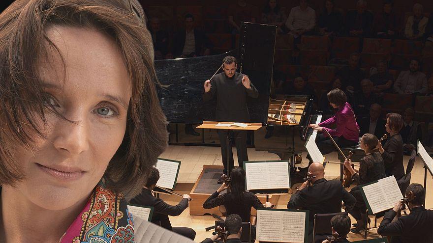روائع رافيل تنضح بحيوية متجددة مع عازفة البيانو المتألقة هيلين غريمو
