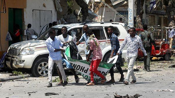 Σομαλία: Πάνω από 10 νεκροί σε έκρηξη αυτοκινήτου